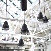 Brokis Puro Single Vertical Hanglamp