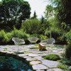 Knoll Bertoia Diamond Lounge Chair Outdoor