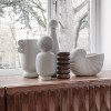 Ferm Living Shell Pot - Gebroken Wit