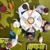 Extremis Virus 3-zits Picknicktafel