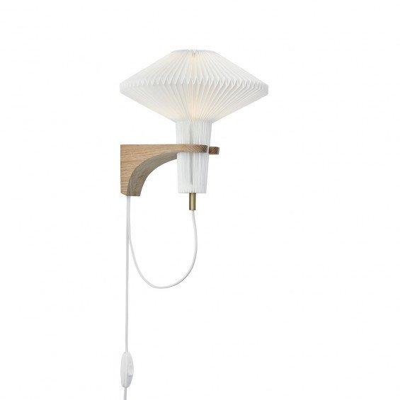 LE KLINT Classic Model 204 Wandlamp