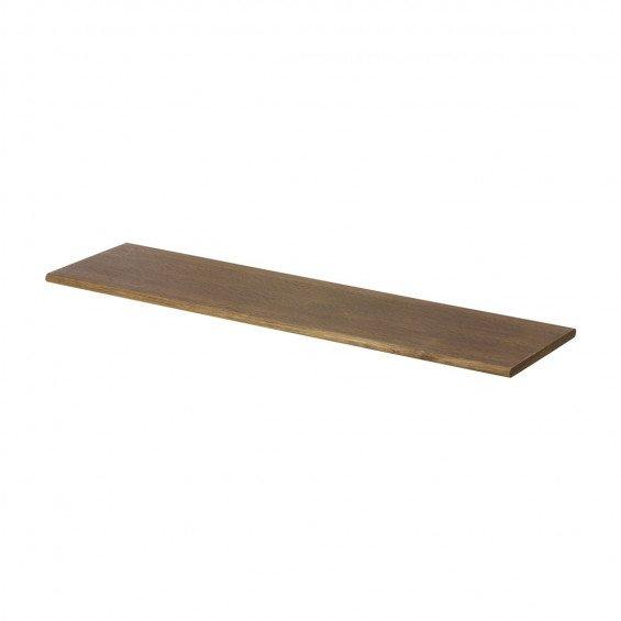 Shelf Wandplank Smoked Oak