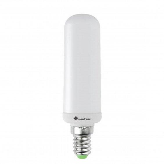 FLOS LED E14 8W T28 Dimbaar