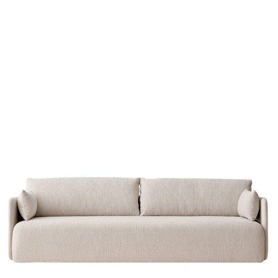 Menu Offset Sofa 3-zits bank