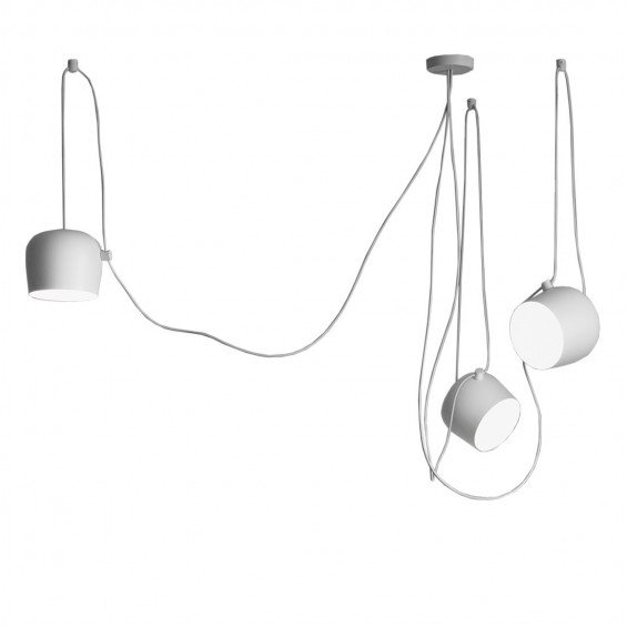FLOS Aim Hanglamp Set van 3