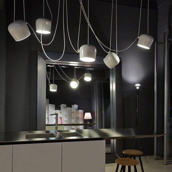 Flos aim hanglamp misterdesign for Flos aim 3 luci prezzo