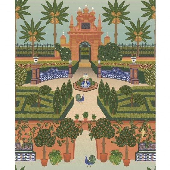 Cole & Son Alcazar Gardens Behang