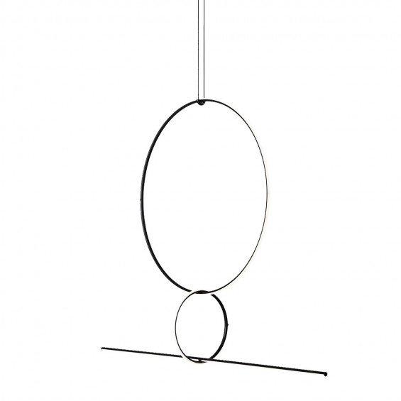 FLOS Arrangements Hanglamp 3 - Round Small, Large & Line
