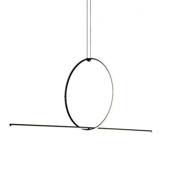 FLOS Arrangements Hanglamp 2 - Round Medium & Line