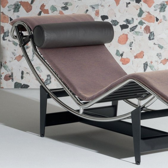 Cina LC4 Chaise Longue - Le Corbusier | MisterDesign Afmetingen Chaise Longue Le Corbusier on le corbusier armchair, le corbusier books, le corbusier bench, le corbusier ville radieuse, le corbusier loveseat, le corbusier barcelona, le corbusier desk, le corbusier lounge, le corbusier art, le corbusier modulor, le corbusier table, le corbusier recliner, le corbusier ville contemporaine, le corbusier lamp, le corbusier stool, le corbusier furniture, le corbusier chair dimensions, le corbusier architecture, le corbusier club chair, le corbusier bed,