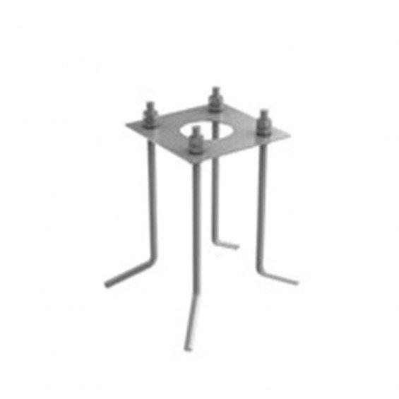 FLOS Base Plate Casting C150 Outdoor Vloerlamp