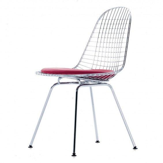 Vitra DKX-5 Wire Chair Stoel