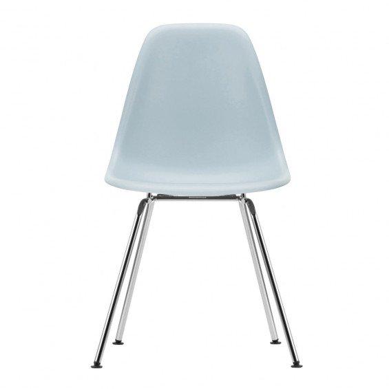 Vitra Eames Plastic Chair DSX Stoel Chroom Onderstel