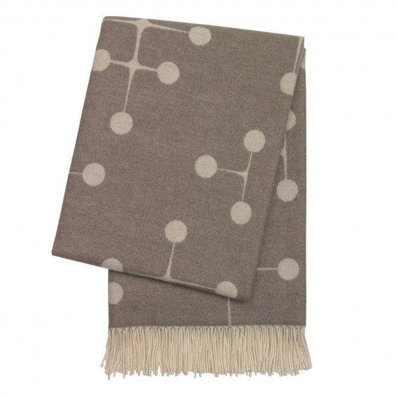 Vitra Eames Wool Dot Pattern Deken