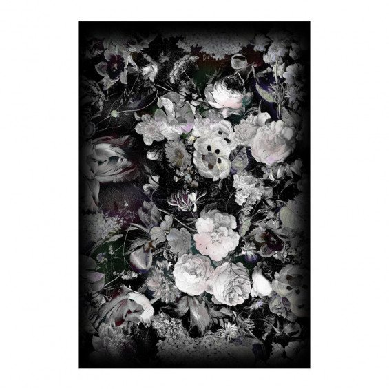 Moooi Carpets Eden Queen B&W Rectangle Vloerkleed