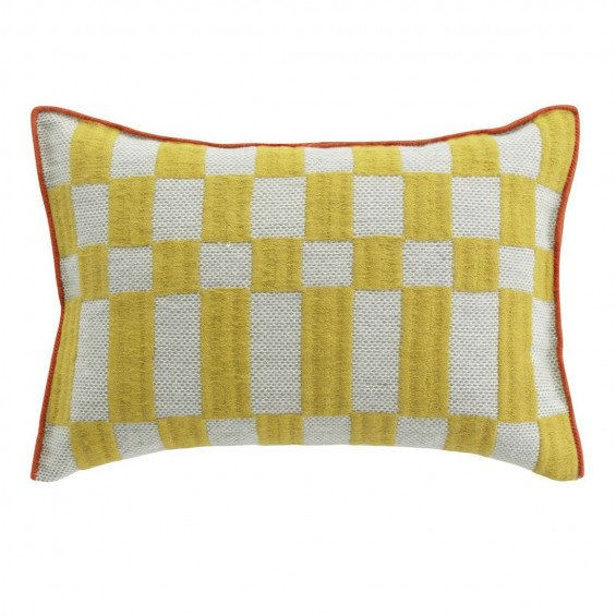 Cushion Bandas Kussen, B Yellow