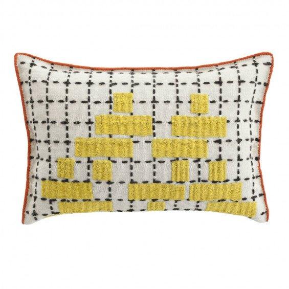 Cushion Bandas Kussen, C Yellow