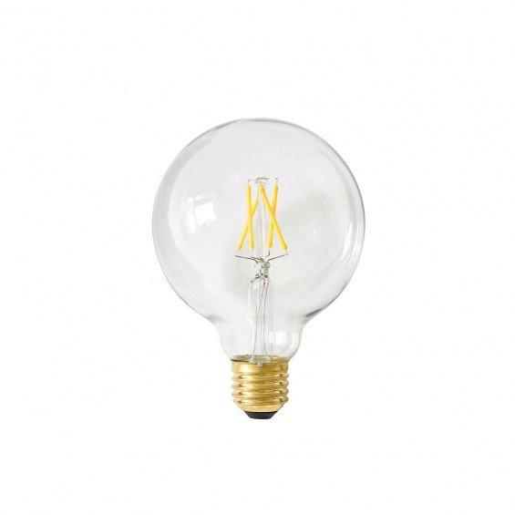Menu Globe Bulb Helder - LED E27 - Dim to Warm - Ø9,5 cm.