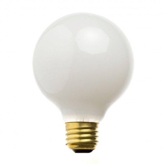 Menu Globe Bulb Opaal Glas - LED E27 - Dimbaar