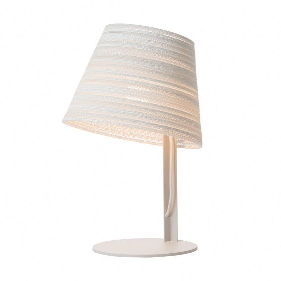Graypants Tilt Tafellamp Wit