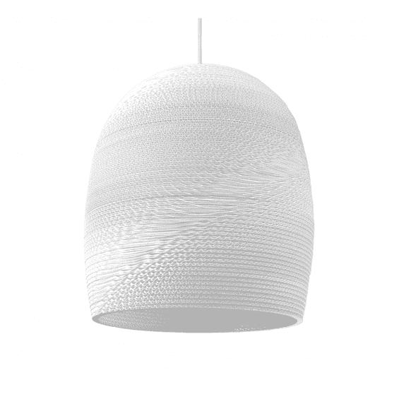 Graypants Bell Hanglamp Wit