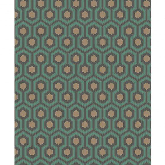 Cole & Son Hick's Hexagon Behang