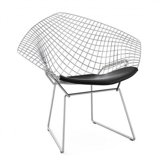 knoll bertoia diamond lounge chair misterdesign. Black Bedroom Furniture Sets. Home Design Ideas