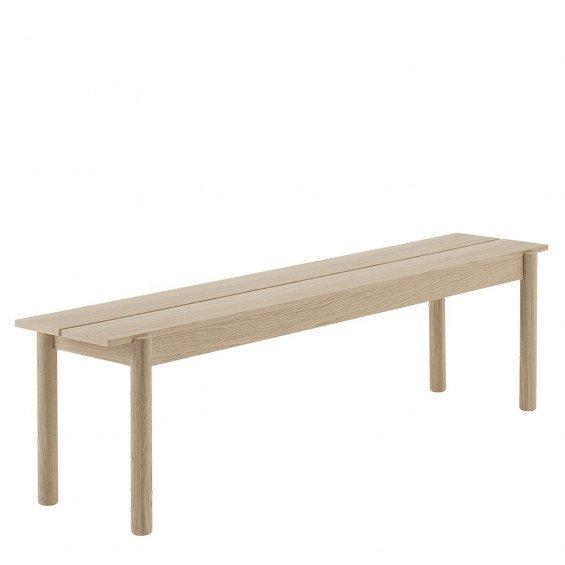 Muuto Linear Wood Bank