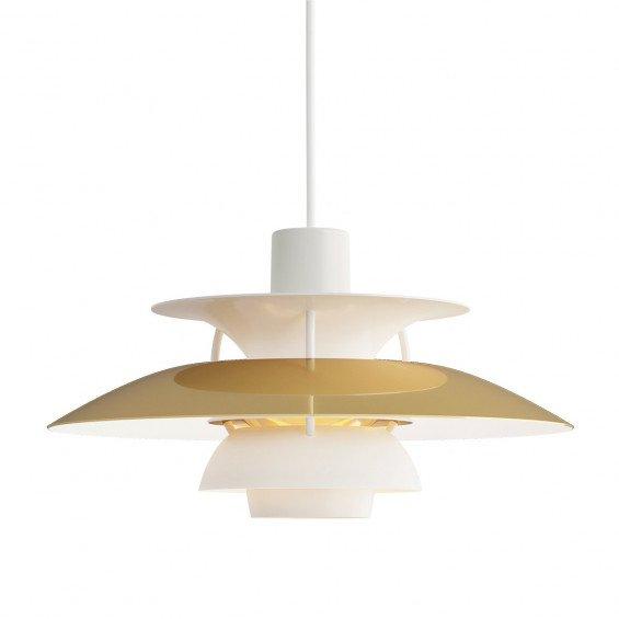 Louis Poulsen PH 5 Mini Hanglamp Messing