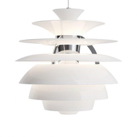 Louis Poulsen PH Snowball Hanglamp - E27 / Wit