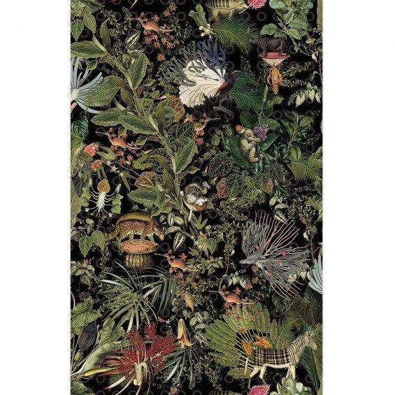 Moooi Arte Menagerie of Extinct Animals Behang