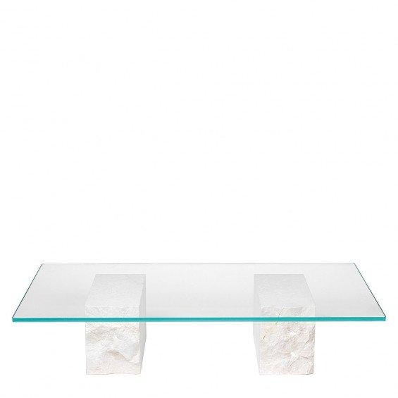 Ferm Living Mineral Salontafel - 130 x 70 cm.