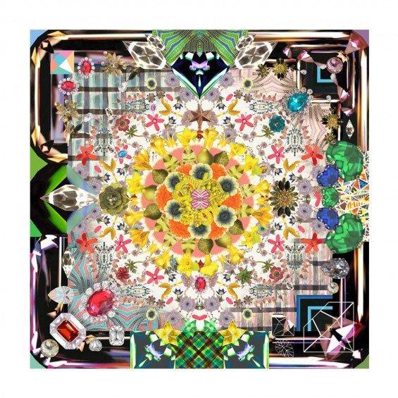 Moooi Carpets Jewels Garden Vloerkleed