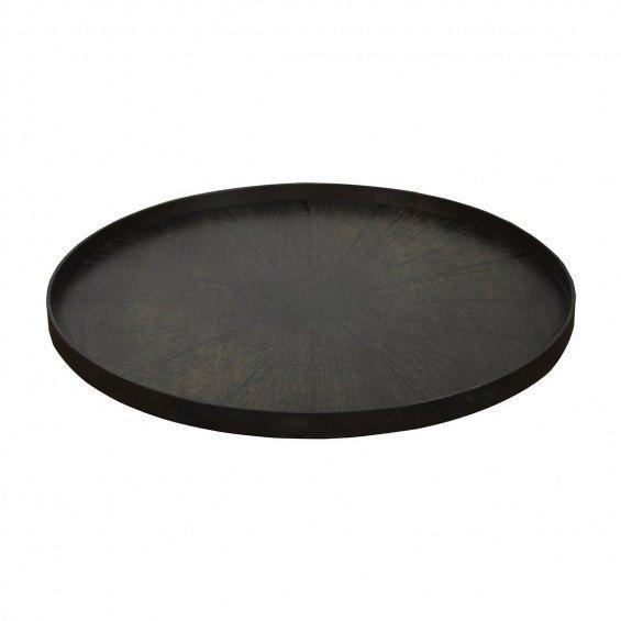 Ethnicraft Black Slice Dienblad