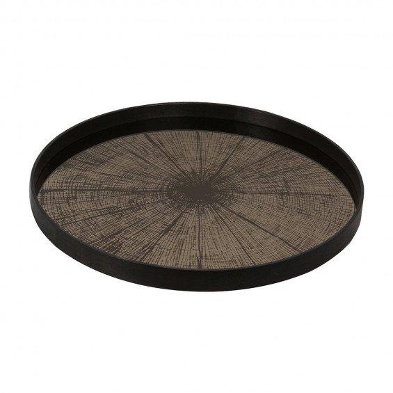 Ethnicraft Bronze Slice Dienblad