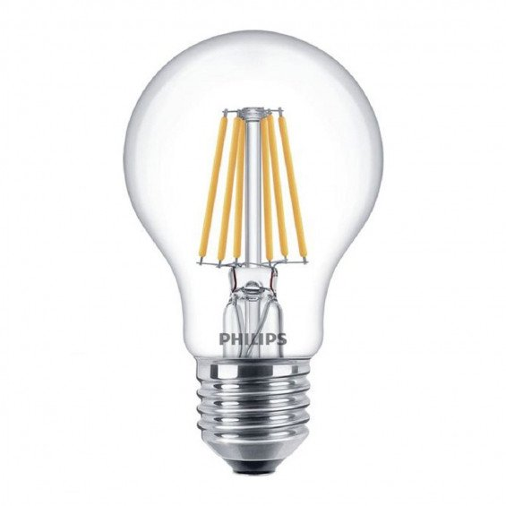 Philips LED E27 A60 5.5W 827 Helder DimTone Dimbaar - Vervangt 40W