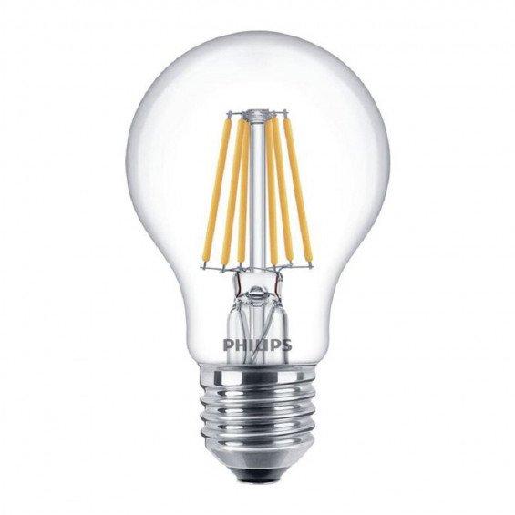 Philips LED Filament E27 Dimbaar