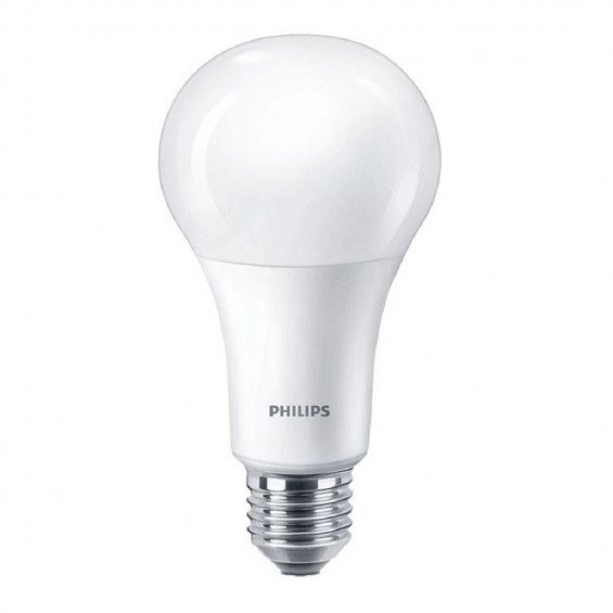 Philips LED E27 A67 13W 827 Mat Dimbaar - Vervangt 100W