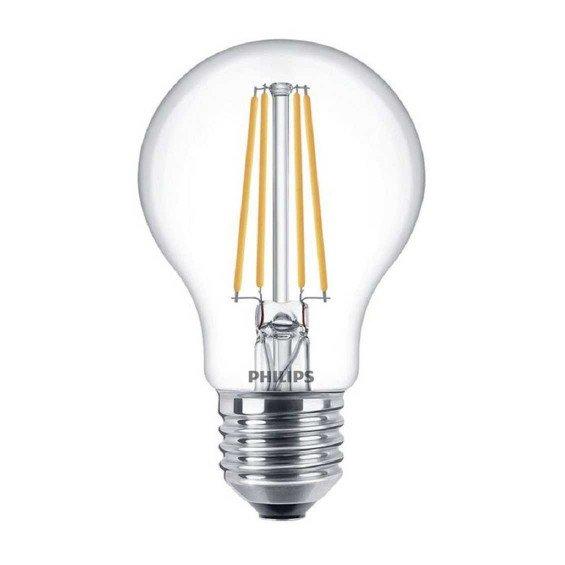 LED E27 Filament Lichtbron 4.5W Dimbaar