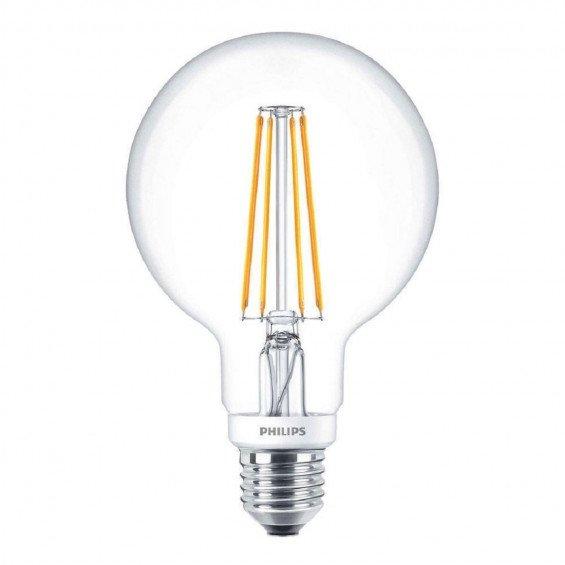 LED E27 Filament Globe lichtbron 7.2W