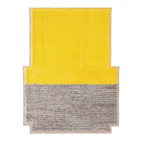 Plait Mangas Space Vloerkleed Yellow M