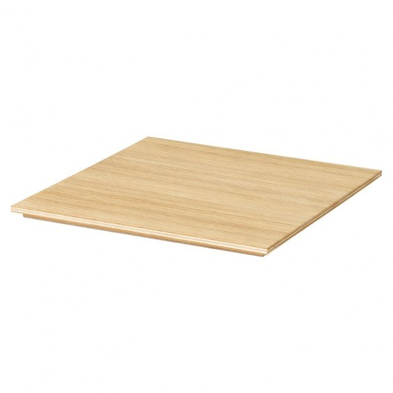 Ferm Living Wooden Tray voor Plant Box - Geolied Eikenfineer