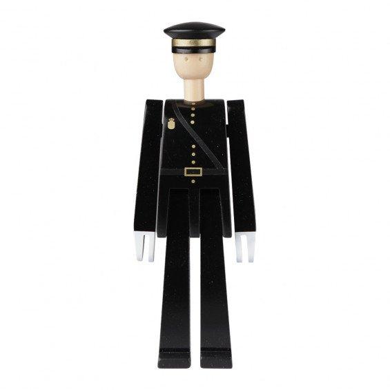 Kay Bojesen Policeman - Zwart