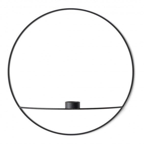 Menu Design POV Circle Theelichthouder