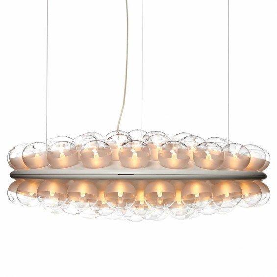 Moooi Prop Light Round Double Horizontal Hanglamp