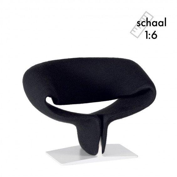 Ribbon Chair Miniatuur