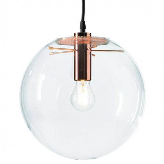 ClassiCon Selene Hanglamp Koper