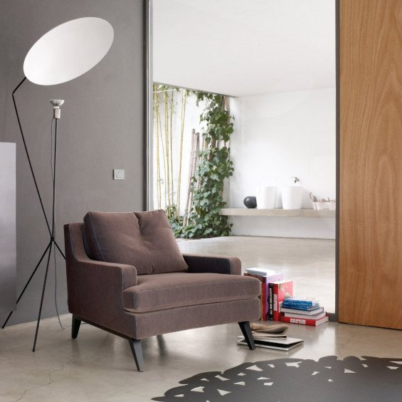 solveig vloerlamp ligne roset misterdesign. Black Bedroom Furniture Sets. Home Design Ideas