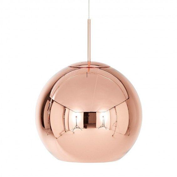 Tom Dixon Copper Shade Round Hanglamp