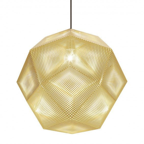 Tom Dixon Etch Hanglamp Large